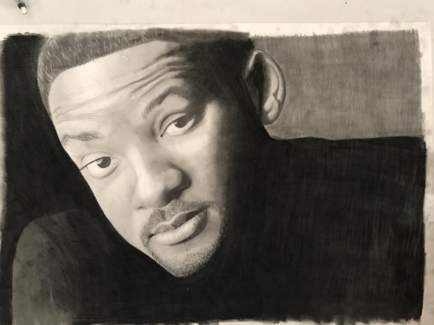 Will Smith by zuri